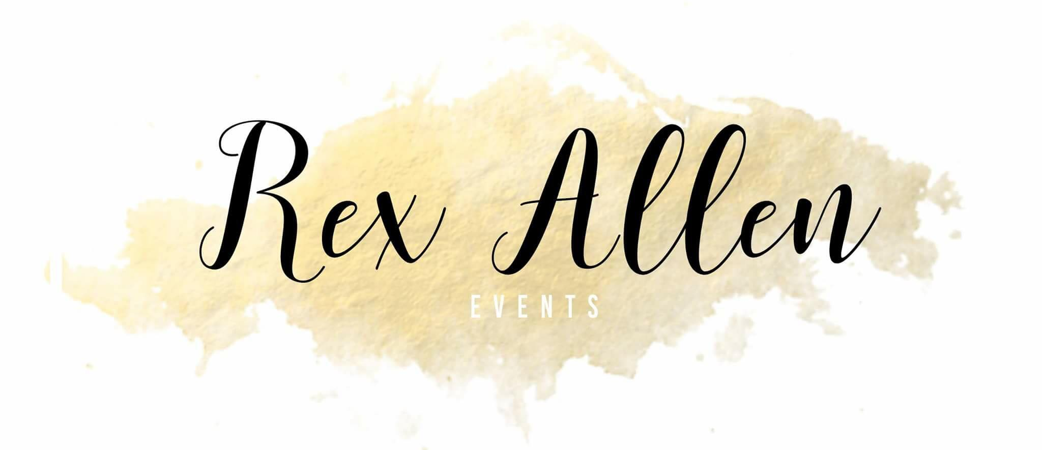 Rex Allen Theater Events